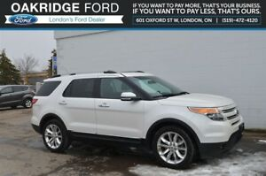 2014 Ford Explorer 4DR 4WD LIMITED - LEATHER -6 SEATER- MOONROOF