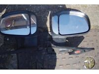 Wing Mirrors for Ford Transit 1990/2000