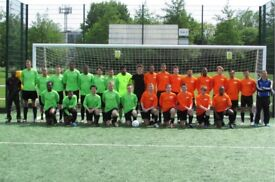 New to London and looking to play 11 a side Saturday football? Join 11 aside football team : k29s
