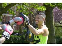 Train With World Class Professional Boxing Athlete - Get fit, Lose Weight & Gain Confidence