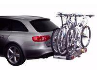 Thule 3 bike towbar mounted carrier