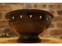 African Clay bowl