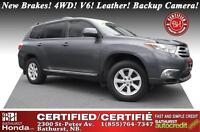 2011 Toyota Highlander Sport Bang for your Buck! Fully Equipped!