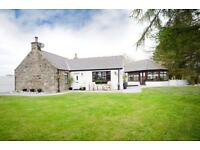 4 Bedroom detached extended cottage, Whiterashes