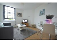 2 Double Bedroom 2 Bathroom Apartment-Wooden Floors-Great Access Canary Wharf-The City