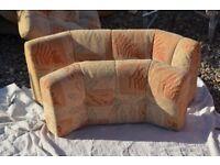 Caravan cushions!! suit caravan/ horsebox/camper etc !! various sizes ! Cheap!