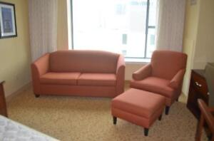 MASSIVE SALE OF 5 STAR HOTELS FURNITURE @ SOURCE LIQUIDATIONS, 3105 DIXIE ROAD, UNIT #3