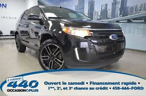 2014 Ford Edge SEL AWD  *Toit Panoramique, Navigation*