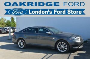 2016 Ford Taurus ACCIDENT FREE, HEATED AND COOLED LEATHER SEATS,