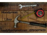 Handyman / Carpenter / Woodworker
