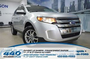 2013 Ford Edge SEL * 4 Roues Motrice *