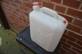 25L water carrier
