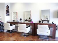 Hairdressing Chair to rent in a lovely spacious salon