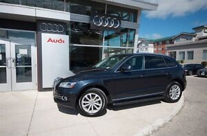 2015 Audi Q5 2.0T Progressiv - quattro All-Wheel Drive