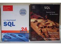 SQL books