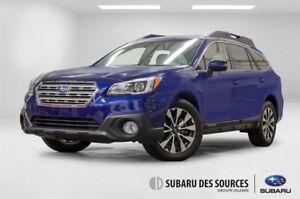 2015 Subaru Outback 3.6R Limited CVT Tech Pkg   $238/2 Semaines