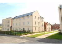 Modern ground floor 2 bed flat with garage