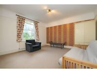 A beautiful and spacious period studio conversion apartment to rent in West Wimbledon