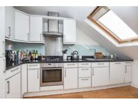 TOOTING BEC ROAD - A spacious two double bedroom conversion flat to let.