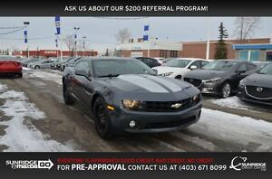 2010 Chevrolet Camaro 1LT, MOONROOF, HEATED SEATS, BLUETOOTH
