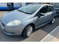 Fiat Punto Grande 1.2 2008 Ideal First Car Cheap Insurance