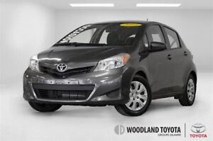 2014 Toyota Yaris AIR CLIMATISE/BLEUTOOTH/GROUPE ELECTRIQUE.