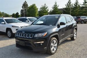 2017 Jeep Compass North - Bluetooth  Back Up Cam  Heated Seats
