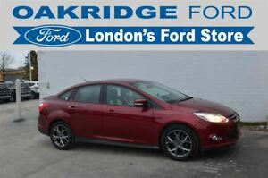 2013 Ford Focus 4 Door Sedan - LOOK AT ALL THESE FEATURES!