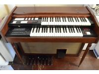 Vintage Lowrey TLO-R Electric Organ 1964