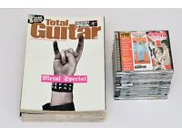 Guitar Magazines Job Lot with CDs (Mainly Total Guitar)