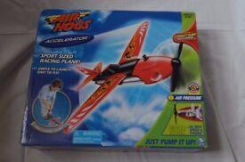 Flying Model aircraft 'Air Hogs Accelerator'