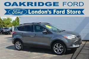 2014 Ford Escape SE 201A, 2.0L ECOBOOST, HEATED LEATHER SEATS, P
