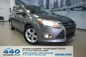 2012 Ford Focus * Jamais accidenté * 36$ /sem 1,9%