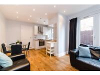 Ultra-Modern Ground Floor Apartment, Moments from Colliers Wood Tube