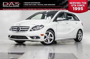 2013 Mercedes-Benz B-Class Sports Tourer Navigation/Panoramic Su