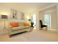 *GARDEN FLAT* A stunning one bed garden flat ideally located on Fulham Road.