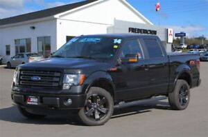 2014 Ford F-150 FX4 | REDUCED | CREW | 5.0L | HEATED SEATS