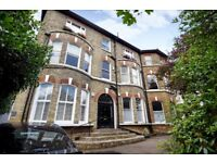 Beautifully presented one bedroom split level flat for rent on Bromley Road in Chislehurst