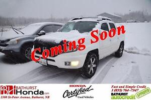 2014 Honda Ridgeline Special Edition Leather! Heated Seats! Back