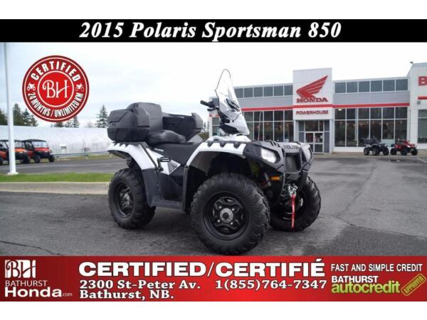 Used 2015 Polaris SPORTSMAN850