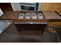 Heated Hostess Trolley Imaculate condition