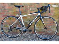 2016 TREK DOMANE 4.3 CARBON ROAD RACING BIKE. SHIMANO 105. UPGRADED. SUPERB CONDITION. COST £1600+