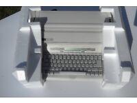 Nakajima Electronic Portable Typewriter