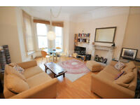 W12: Lovely large two double bedroom flat in excellent location.