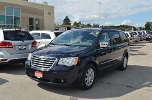 2010 Chrysler Town & Country Touring - pwr doors, heated seats,