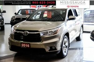 2016 Toyota Highlander AWD 4dr Limited