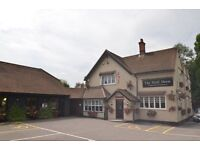 FULL TIME AND PART TIME BAR STAFF REQUIRED AT THE HALF MOON, WINDLESHAM, SURREY