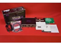 Avid Fast Track Solo Audio Interface £70