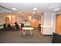 Meeting room/desk space for hire, from £15 per hour