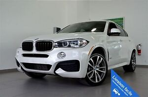 2015 BMW X6 xDrive35i, Seulement 20 000Km, Groupe M Package